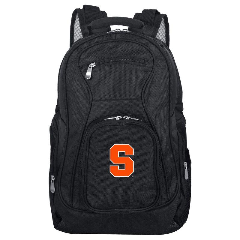 デンコスポーツ メンズ バックパック・リュックサック バッグ NCAA 19 Laptop Backpack Syracuse University Orange