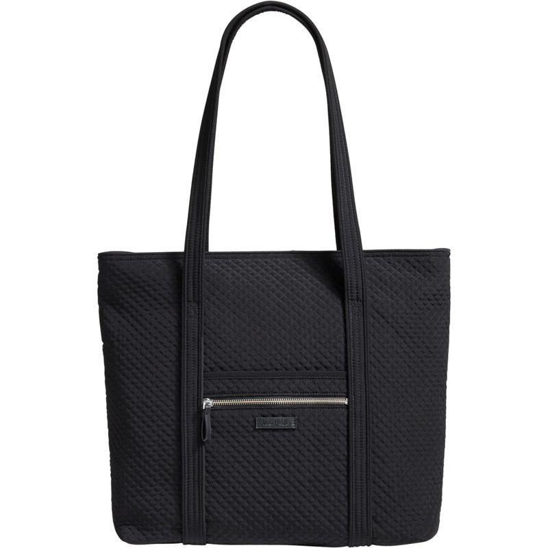 ベラブラッドリー メンズ トートバッグ バッグ Iconic Vera Tote - Solids Classic Black