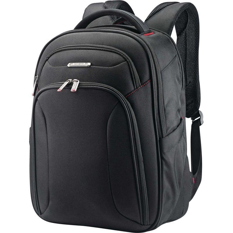 サムソナイト メンズ スーツケース バッグ Xenon 3 Slim Backpack Black
