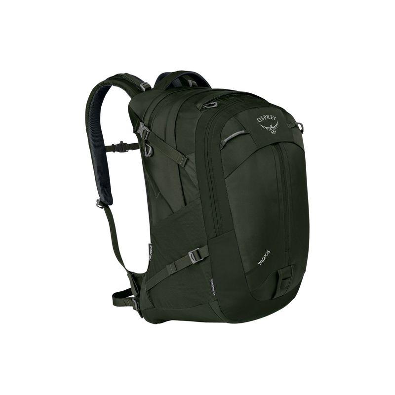 オスプレー メンズ バックパック・リュックサック バッグ Tropos 32L Laptop Backpack Nori Green