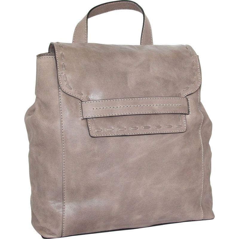 ニノボッシ メンズ バックパック・リュックサック バッグ Caterina Backpack Stone