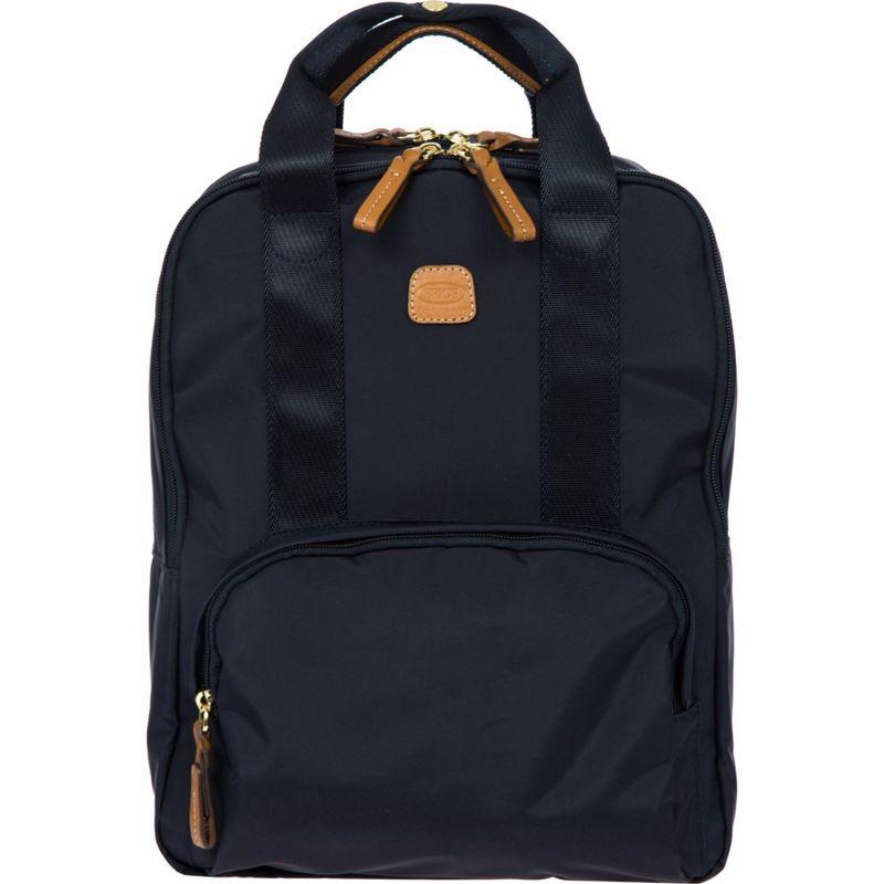ブリックス メンズ スーツケース バッグ X-Bag Urban Laptop Backpack Navy