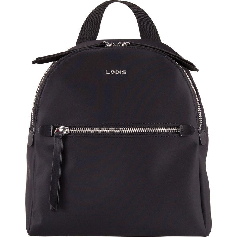 ロディス メンズ バックパック・リュックサック バッグ Nylon Sport Ginnie Small Backpack Black