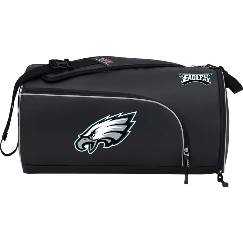 NFL メンズ ボストンバッグ バッグ Squadron Duffel Eagles