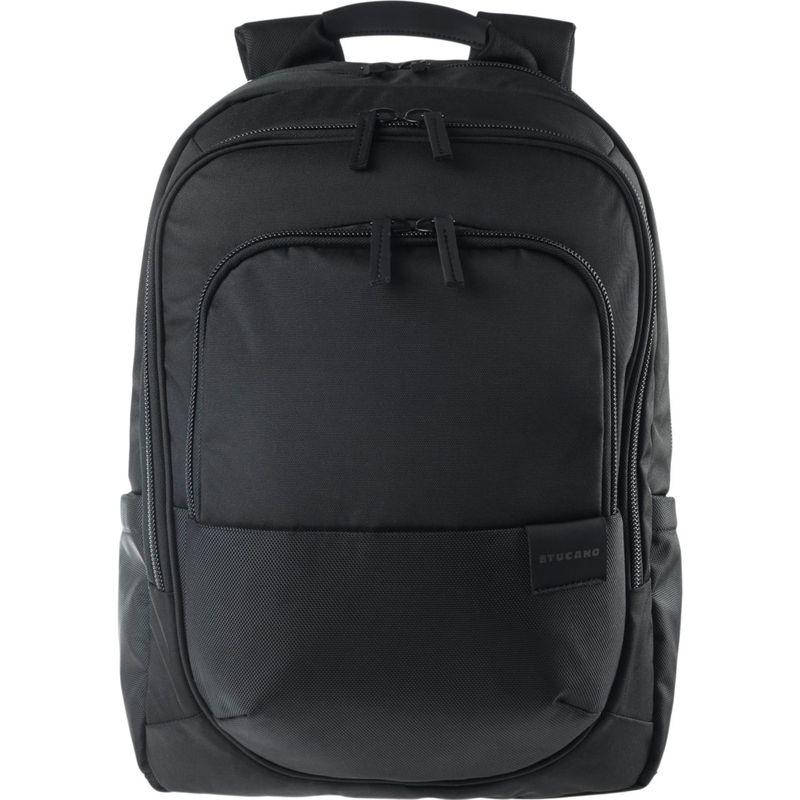 ツカーノ メンズ スーツケース バッグ Stilo 15.6 Laptop Backpack Black