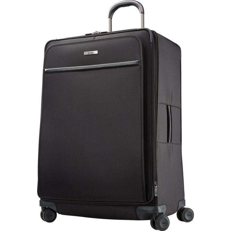 ハートマンラッゲージ メンズ スーツケース バッグ Metropolitan 2 Extended Journey Expandable Spinner Deep Black