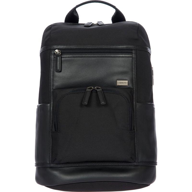 ブリックス メンズ スーツケース バッグ Monza Urban Laptop Backpack Black