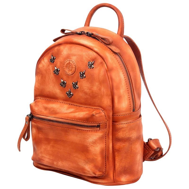 オールドトレンド メンズ バックパック・リュックサック バッグ Petti Backpack Cognac
