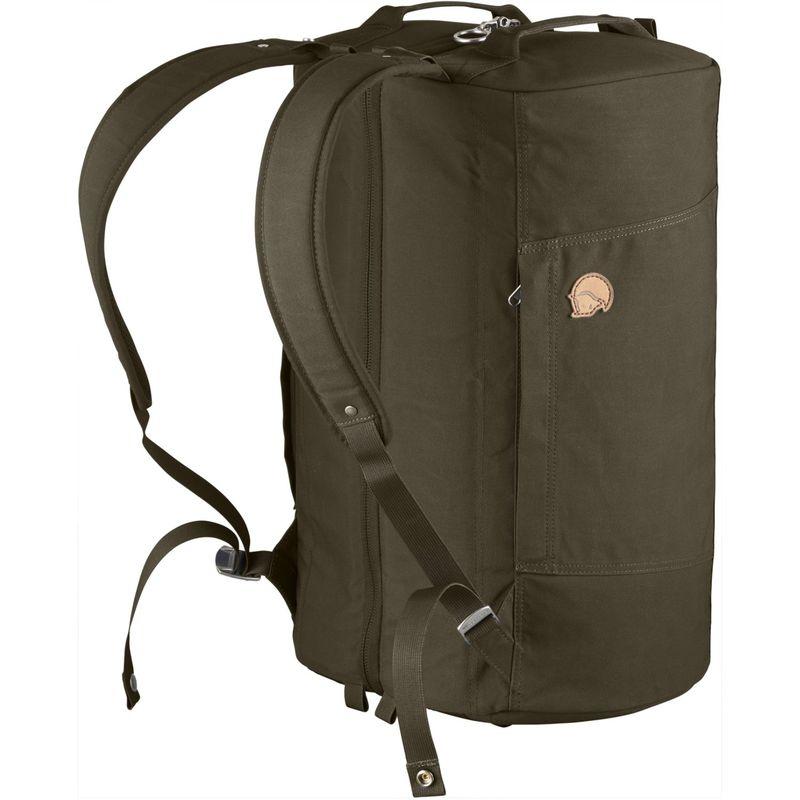 フェールラーベン メンズ スーツケース バッグ Splitpack Duffel Dark Olive