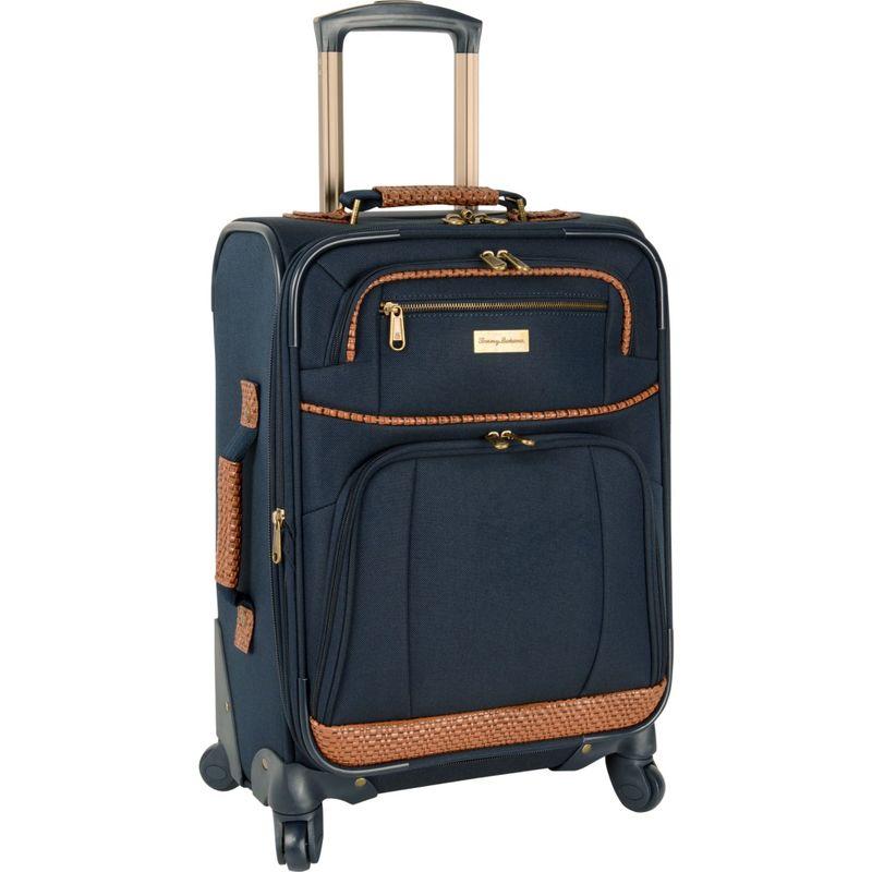 トッミーバハマ メンズ スーツケース バッグ Mojito 20 Expandable Spinner Navy
