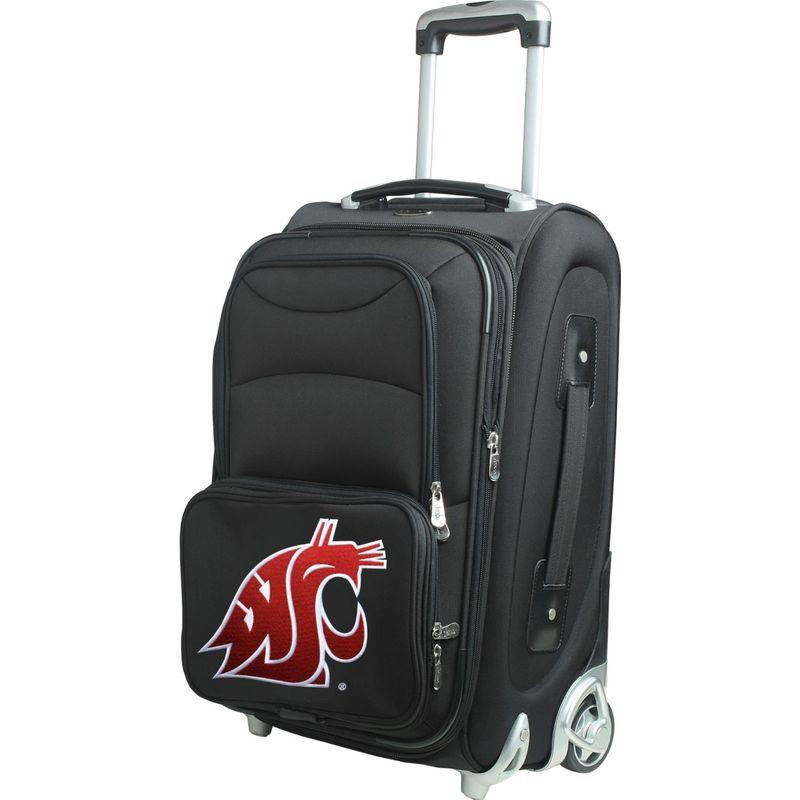 デンコスポーツ メンズ スーツケース バッグ NCAA 21 Wheeled Upright Washington State University Cougars