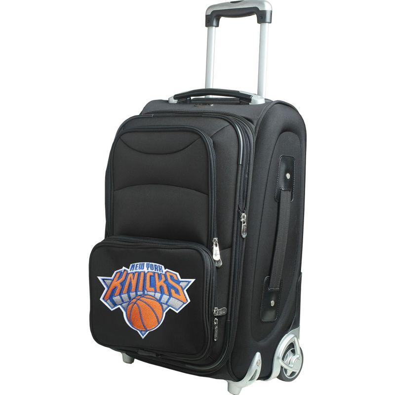 デンコスポーツ メンズ スーツケース バッグ NBA 21 Wheeled Upright New York Knicks