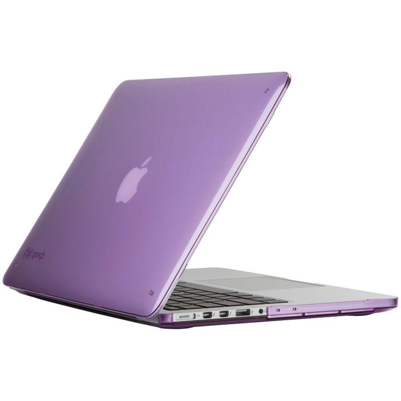 スペック メンズ スーツケース バッグ 13 MacBook Pro With Retina Display Seethru Case Radiant Orchid
