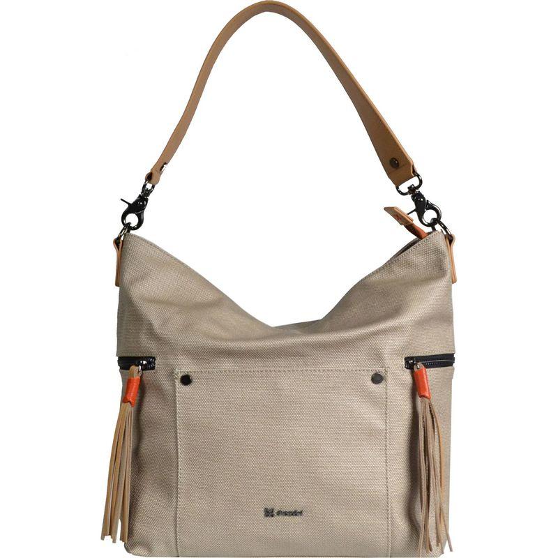 シェルパニ メンズ ショルダーバッグ バッグ Sonora Shoulder Bag Natural