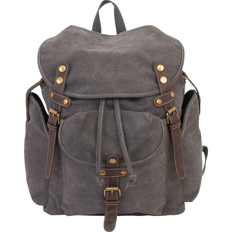 サンアンドサンド メンズ バックパック・リュックサック バッグ Coleman Backpack Grey