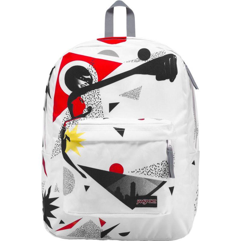 ジャンスポーツ メンズ バックパック・リュックサック バッグ Incredibles High Stakes Backpack Incredibles Saving the Day