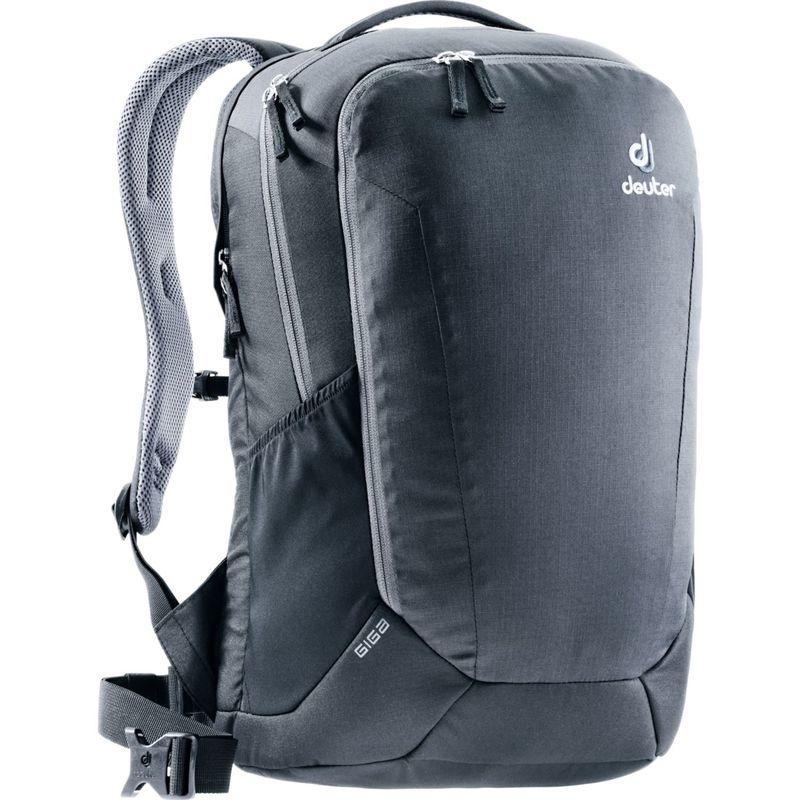 ドイター メンズ バックパック・リュックサック バッグ Giga Laptop Backpack Black