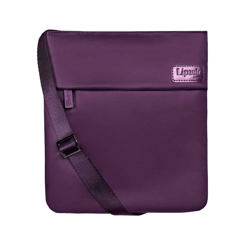 リパルトパリ メンズ ボディバッグ・ウエストポーチ バッグ City Plume Crossover Crossbody Bag     Purple