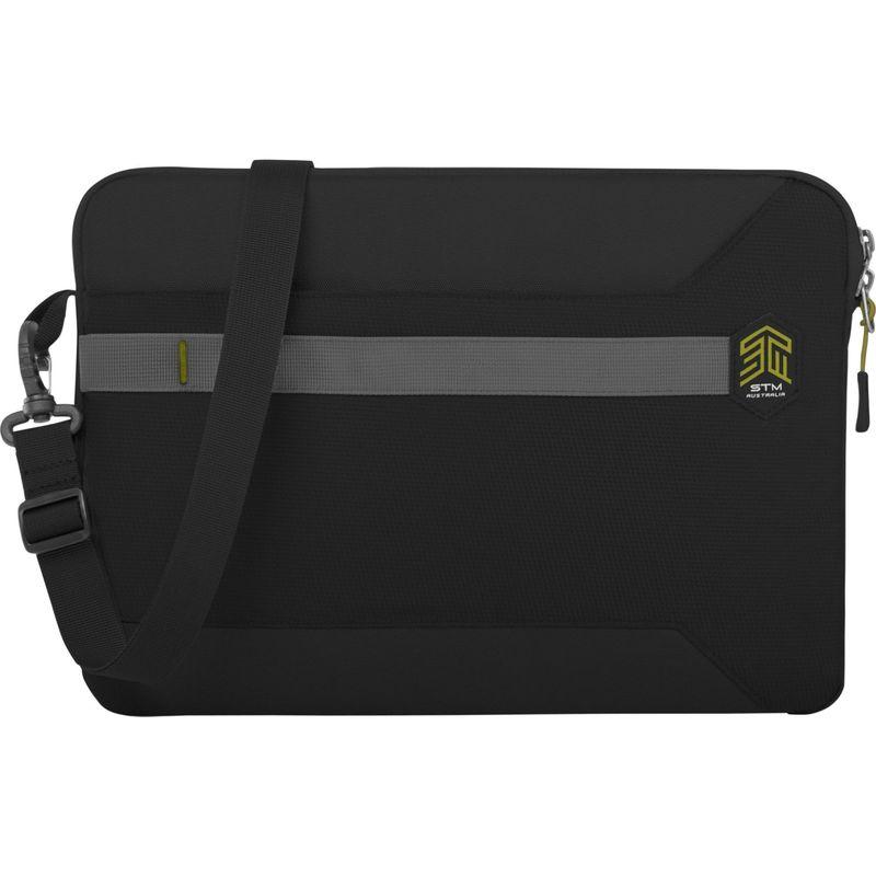 STMグッズ メンズ スーツケース バッグ Blazer 13 Laptop Sleeve Black