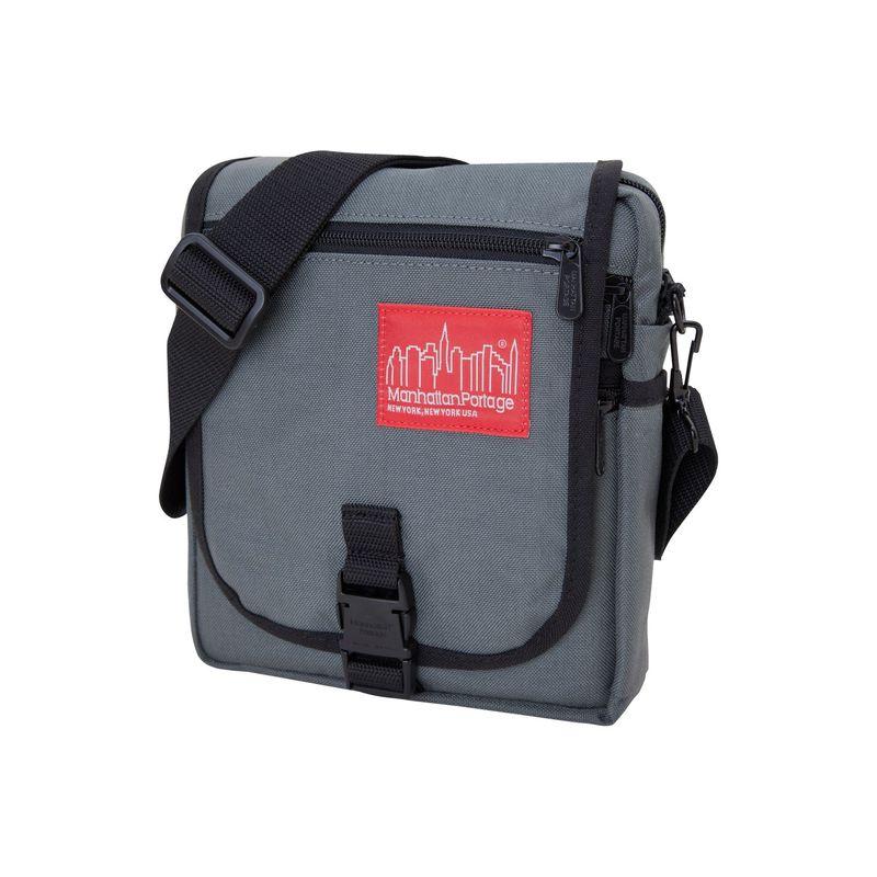 マンハッタンポーテージ メンズ ボディバッグ・ウエストポーチ バッグ Dana's Mini Bag Gray