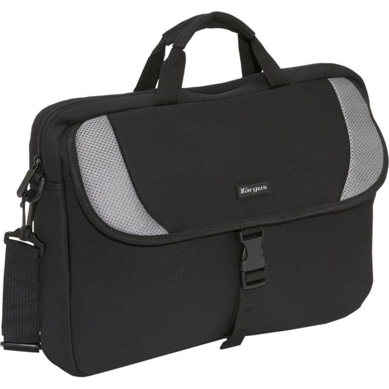 ターグス メンズ スーツケース バッグ 15.4 Laptop Sleeve Black/Grey