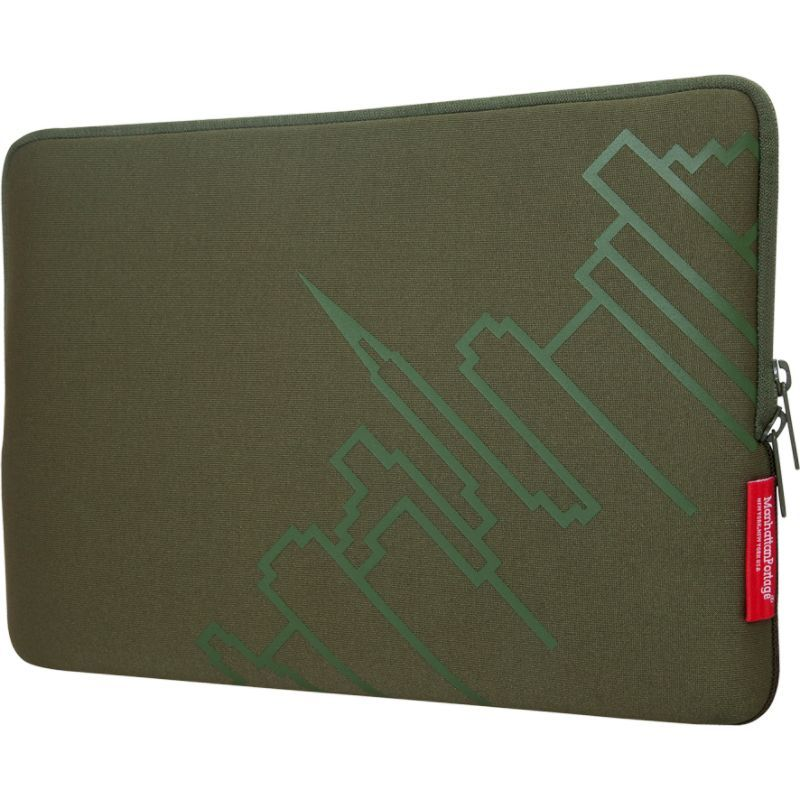 マンハッタンポーテージ Olive メンズ スーツケース バッグ MacBook Air MacBook Skyline Sleeve (13) バッグ Olive, ROYALPACIFIC:4b463f5a --- consorciosaudemaracanau.com.br