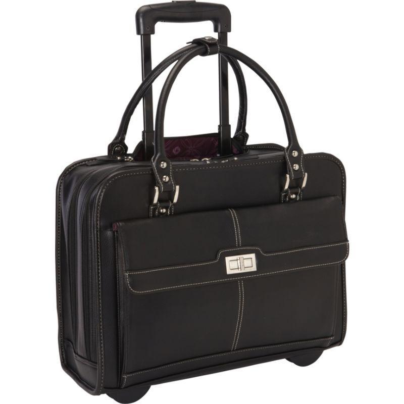 サムソナイト レディース スーツケース バッグ Women's Laptop Mobile Office Black
