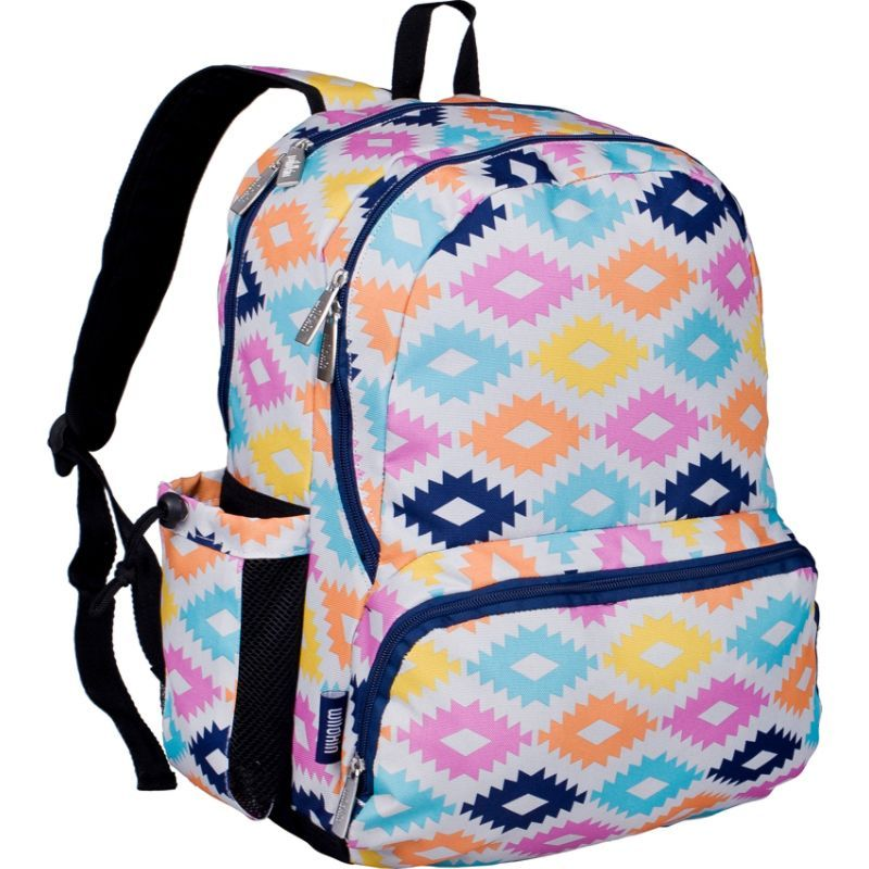 ワイルドキン メンズ バックパック・リュックサック バッグ Kids 17 Inch Backpack Aztec