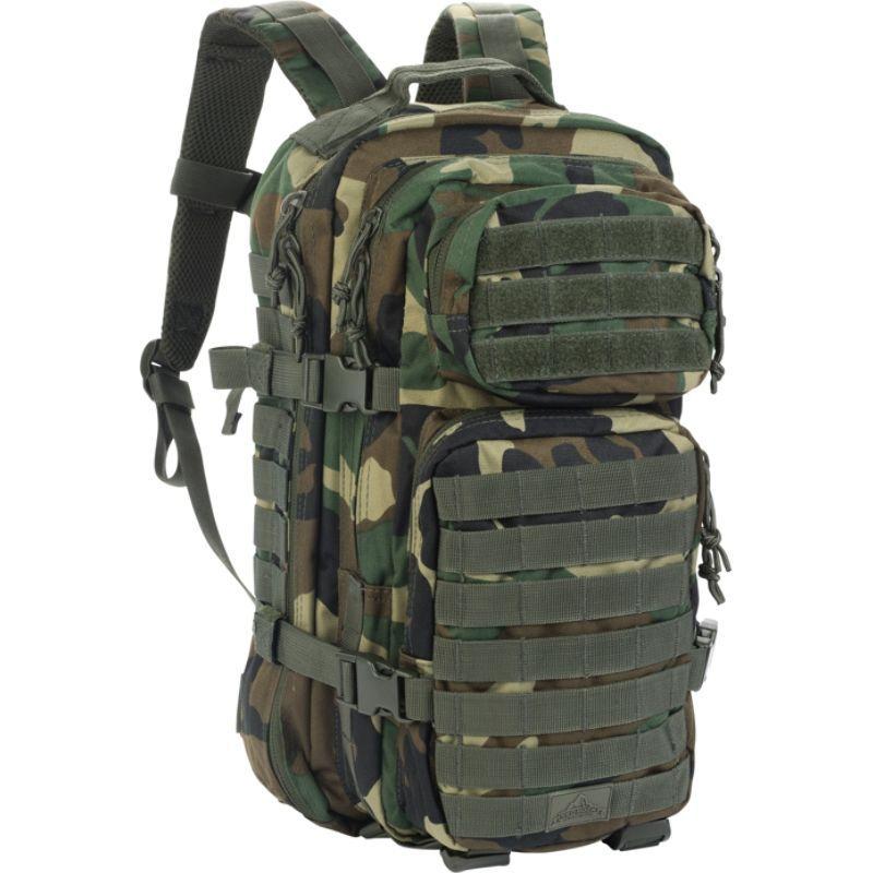 レッドロックアウトドアギア メンズ ボストンバッグ バッグ Assault Pack Woodland Camouflage