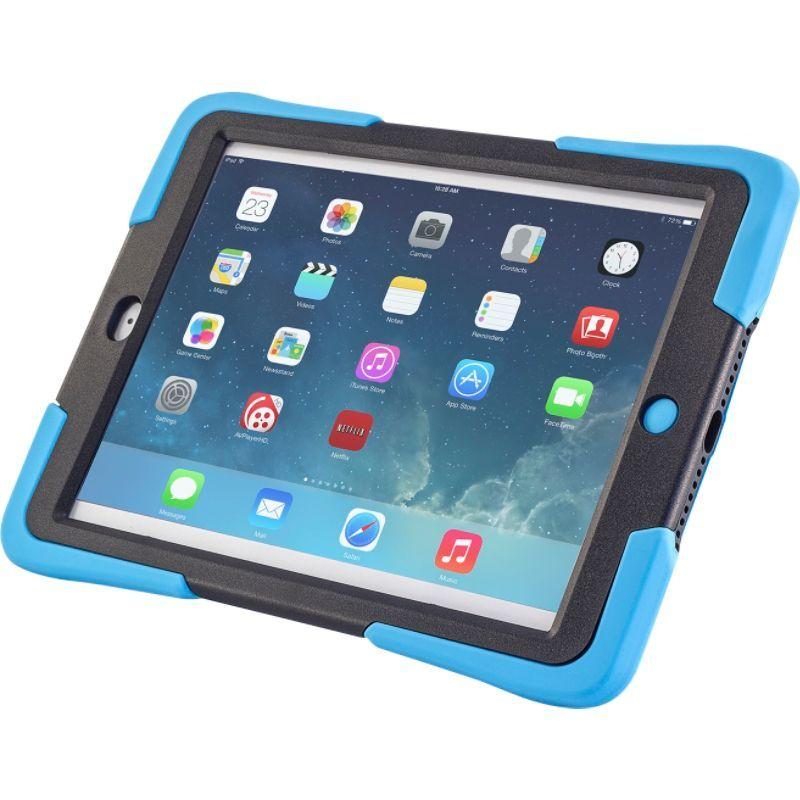 デバイスウェア メンズ PC・モバイルギア アクセサリー Caseiopeia Keepsafe Kick for iPad Air Light Blue