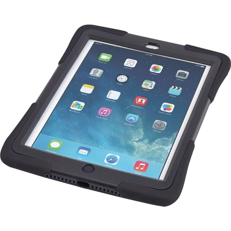 デバイスウェア メンズ PC・モバイルギア アクセサリー Caseiopeia Keepsafe Strap for iPad Air Black