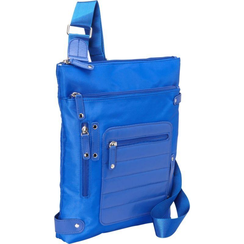 ウーメンインビジネス レディース ボディバッグ・ウエストポーチ バッグ Phoenix City Slim Shoulder Bag- 14 Blue