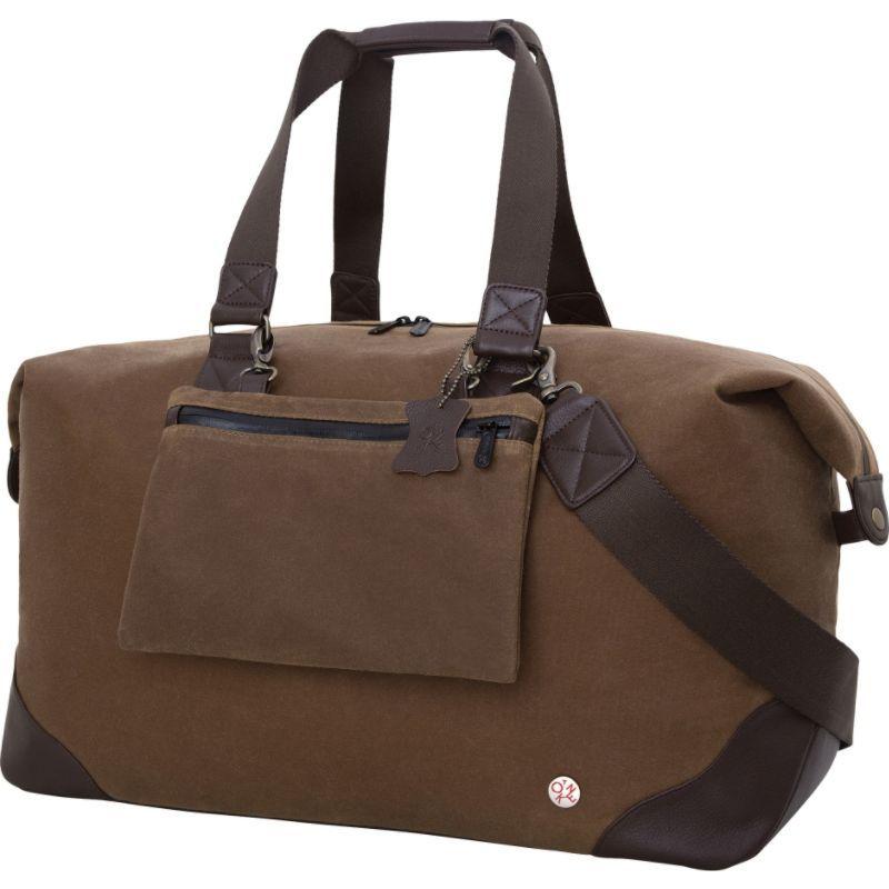 トーケン メンズ スーツケース バッグ Lafayette Waxed Duffel Bag Field Tan