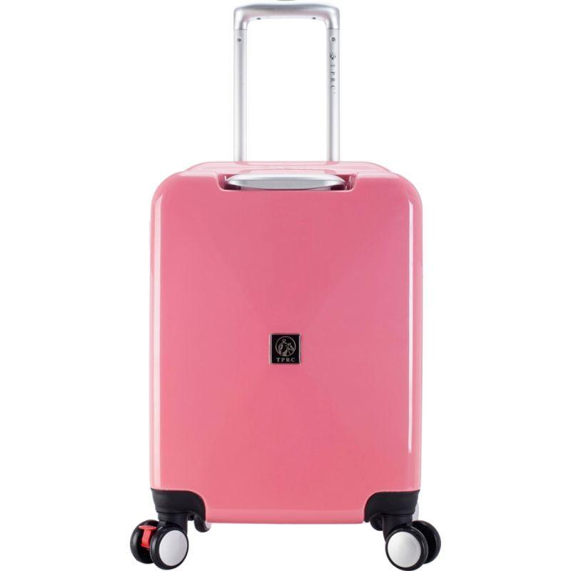 トラベラーズクラブ メンズ スーツケース バッグ Celestial 20 Seat-On Carry-On Pink