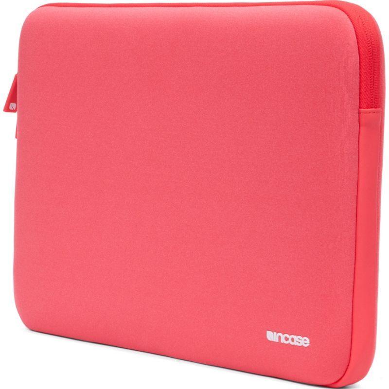 インケース メンズ スーツケース バッグ Neoprene Classic Sleeve 13 Red Plum