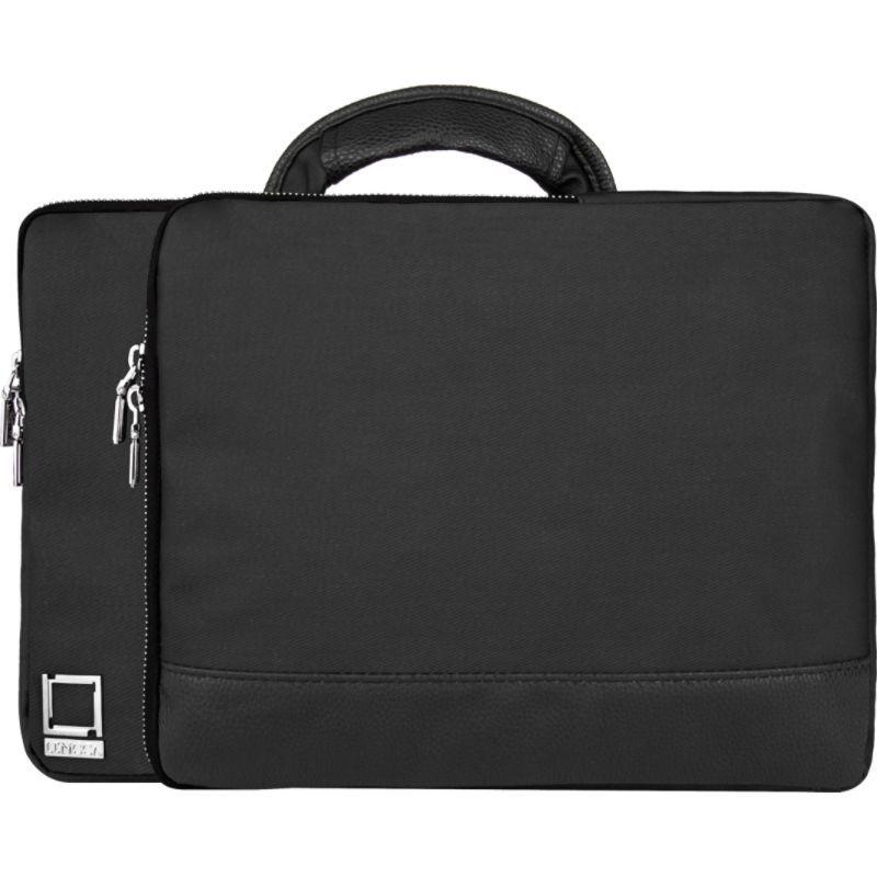 レンッカ メンズ スーツケース バッグ Divisio Laptop/Tablet Top-Handle Sleeve Onyx / Black