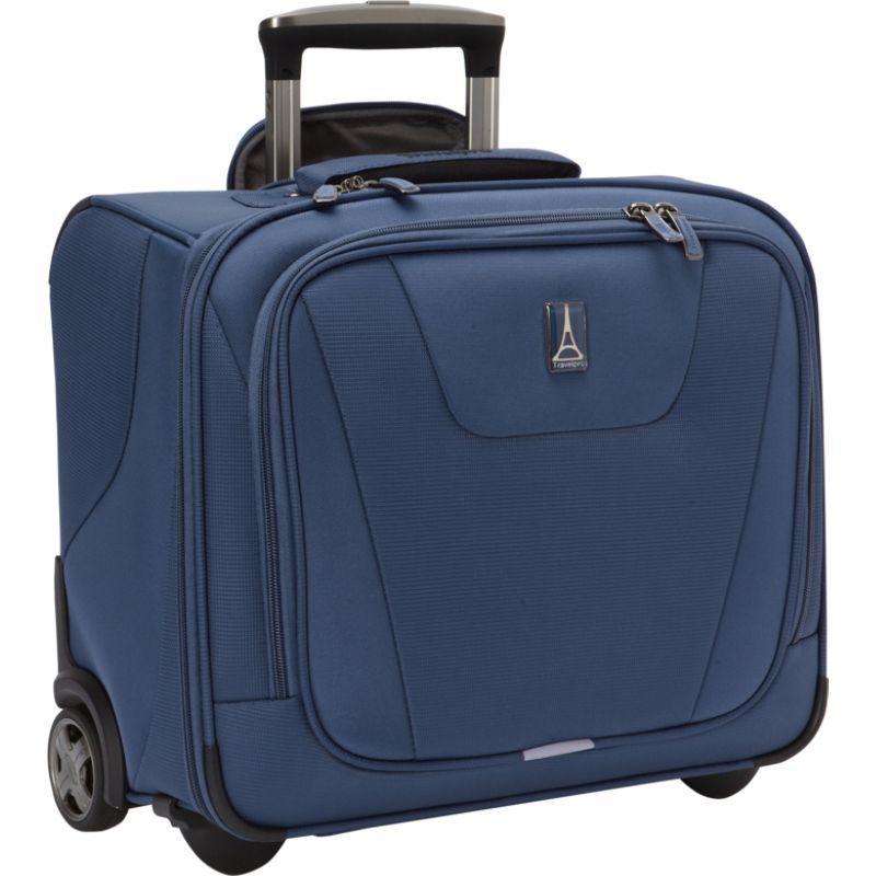 トラベルプロ メンズ スーツケース バッグ Maxlite 4 Rolling Tote Blue
