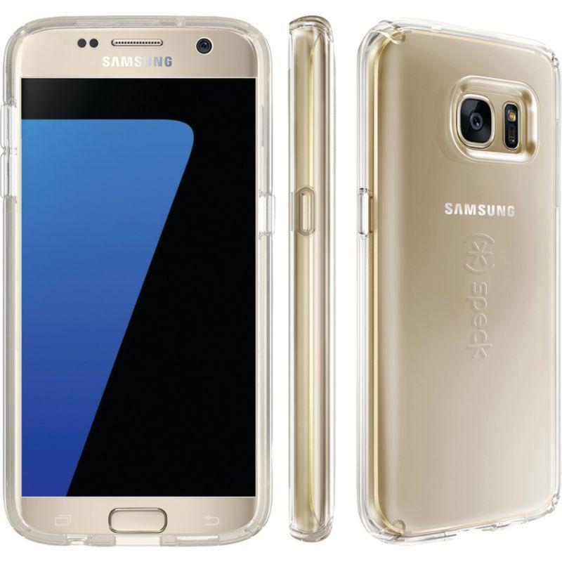 スペック メンズ PC・モバイルギア アクセサリー Samsung Galaxy S 7 Candyshell Case Clear
