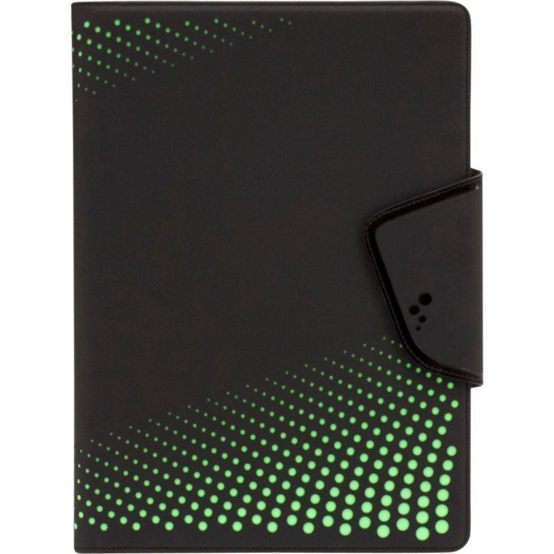 エムエッジ メンズ PC・モバイルギア アクセサリー Sneak Folio for 9-10 Devices Black/Lime