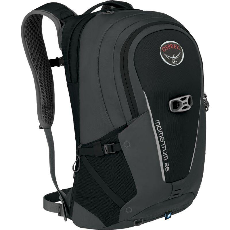 オスプレー メンズ バックパック・リュックサック バッグ Momentum 26 Backpack Black