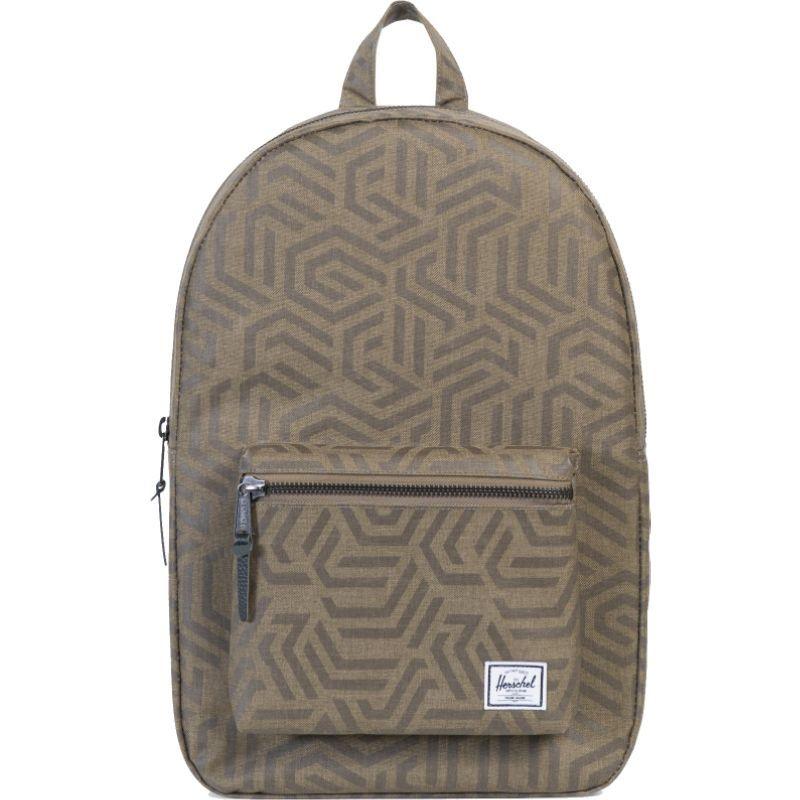 ハーシェルサプライ メンズ バックパック・リュックサック バッグ Settlement Laptop Backpack- Sale Colors Metric