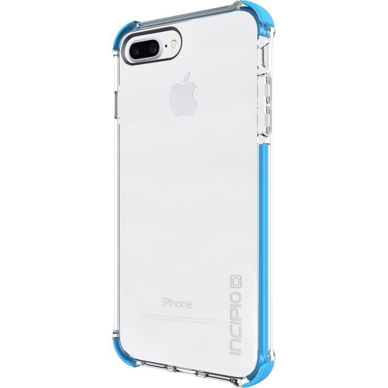 インシピオ メンズ PC・モバイルギア アクセサリー Reprieve [SPORT] for iPhone 7 Plus Clear/Cyan(CCN)