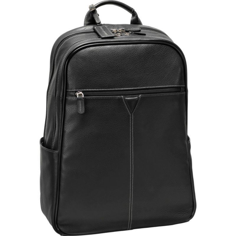 ジョンストンアンドマーフィー メンズ スーツケース バッグ Laptop Backpack Black