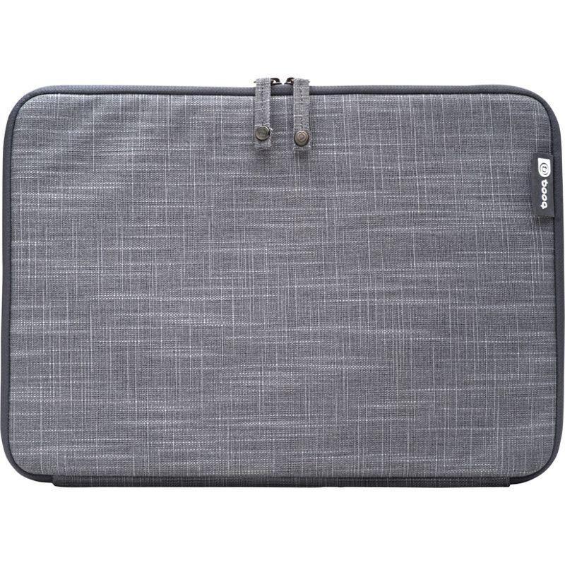 ブーク メンズ スーツケース バッグ Mamba Sleeve 13 Touchbar Grey