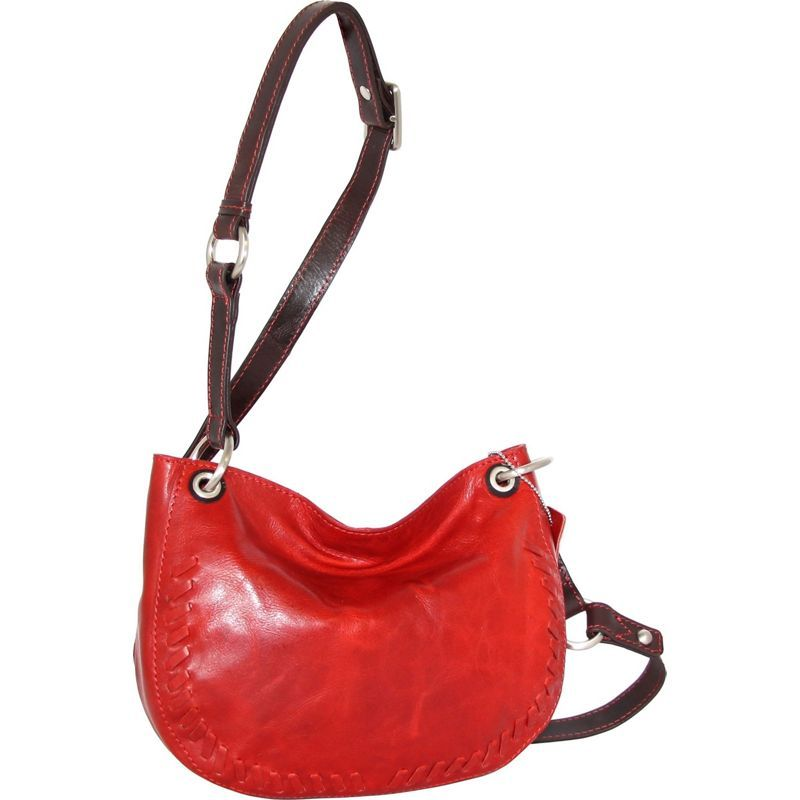 ニノボッシ メンズ ボディバッグ・ウエストポーチ バッグ Kloe Crossbody Bag Tomato