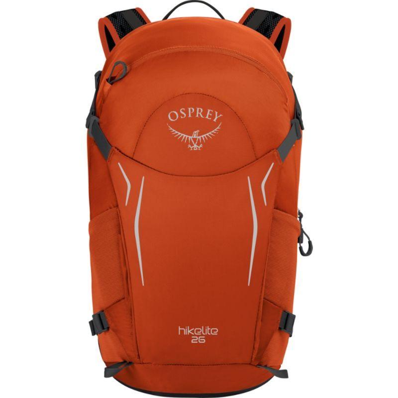 オスプレー メンズ バックパック・リュックサック バッグ Hikelite 26 Hiking Backpack Kumquat Orange