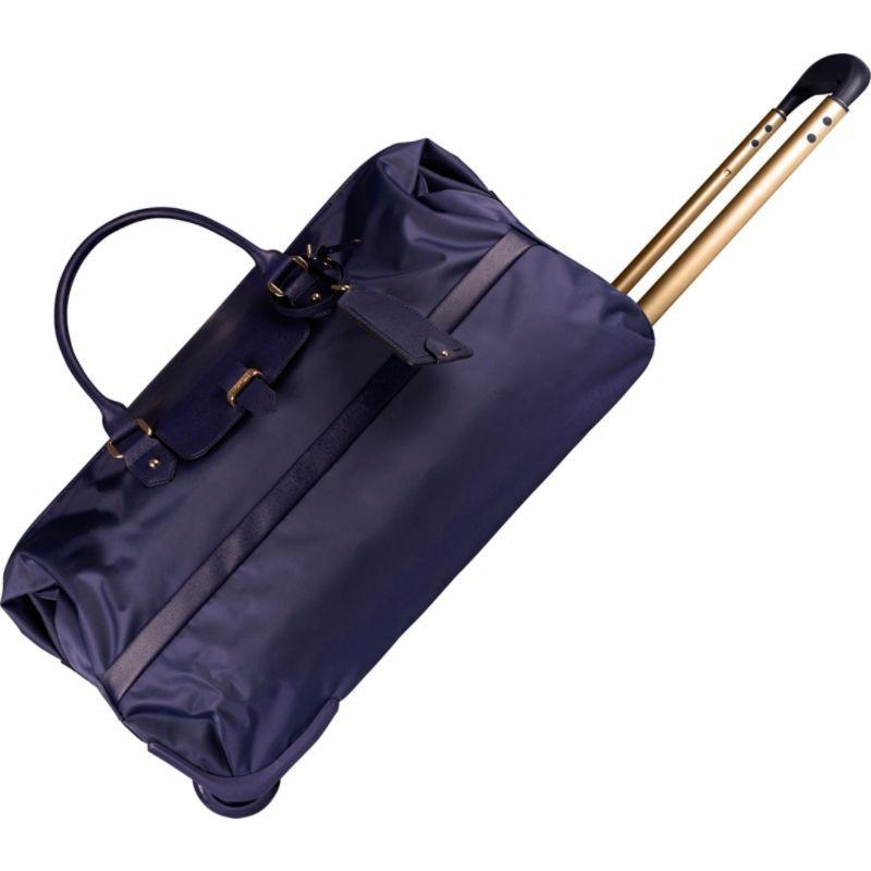 リパルトパリ メンズ スーツケース バッグ Plume Avenue Wheeled Duffel Bag Night Blue