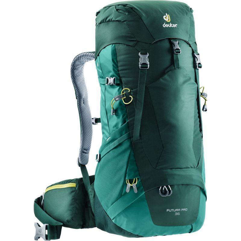 ドイター メンズ バックパック・リュックサック バッグ Futura PRO 36 Hiking Pack Forest/Alpine Green