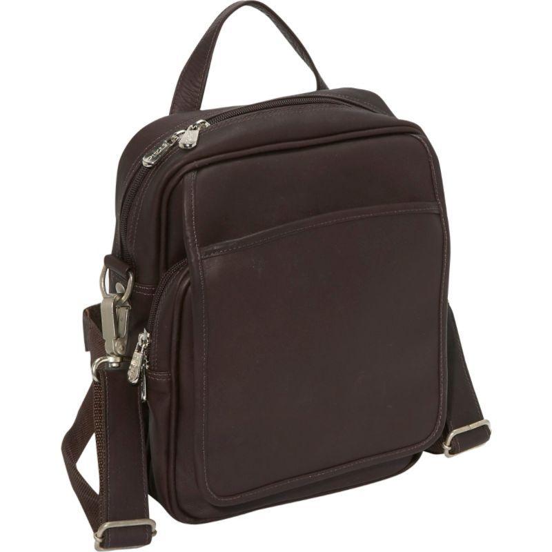 ピエール メンズ ショルダーバッグ バッグ Traveler's Men's Bag Chocolate