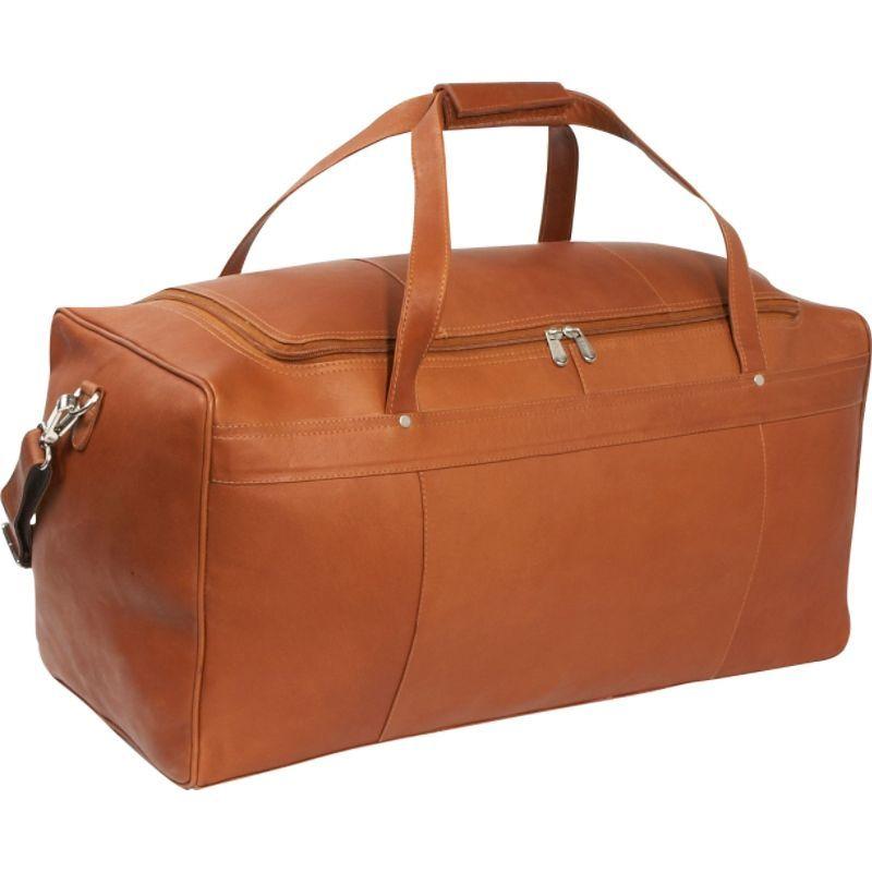 ピエール メンズ スーツケース バッグ Traveler's Select Large Duffel Bag Saddle